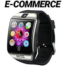 Bluetooth SmartWatch, Waterproof Smart Wrist Watch Teléfono con pantalla táctil Camera WhatsApp SIM Card, Sport impermeable Wear relojes inteligente ...