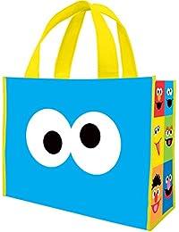 "vándor Large Recycled Shopper Tote Sesamstraße 16 x 6 x 12"" Sesame Street preisvergleich bei kinderzimmerdekopreise.eu"