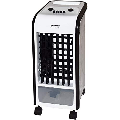 Syntrox Germany 4en 1Rafraichisseur d'air 1200M³/H - Ventilateur Humidificateur d'air et désodorisant