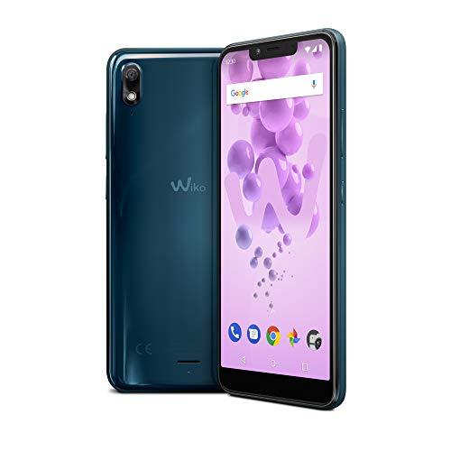 Wiko VIEW 2 GO 15,1 cm (5.93') 2 GB 16 GB Doppia SIM 4G Nero, Turchese 4000 mAh