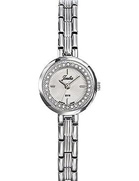 Joalia–633338Damen-Armbanduhr 045J699Analog silber Armband Metall silber