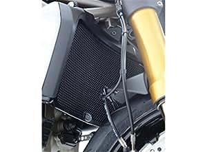 Protection de radiateur R&G noire Ducati Monster 1200/S - 4450201