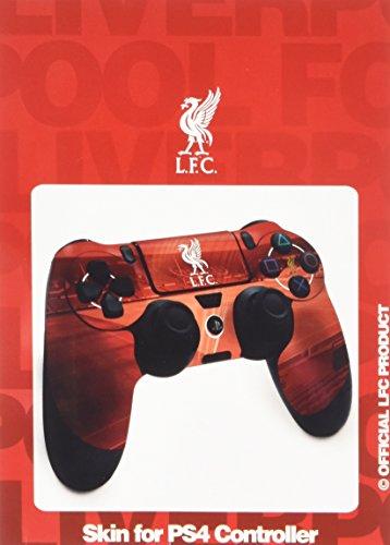 Controlador Skin Liverpool FC PS4 / Etiqueta