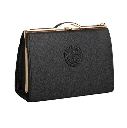 Damen Leder Tasche Skim Tasche Handtasche Damen Leder Tasche Taschen Black