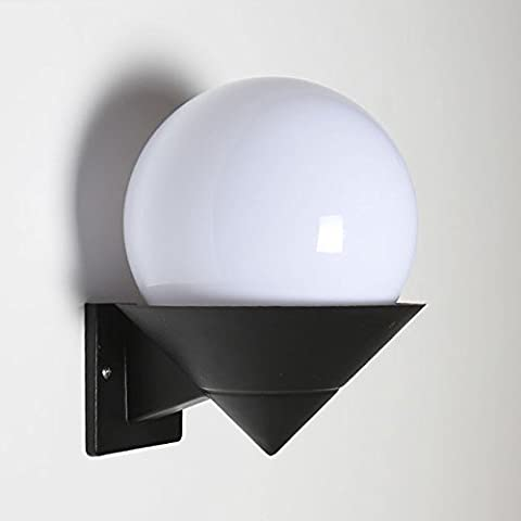 GNOW Wall Lamp Waterproof And Rainy Loft Creative Bedroom Stairway