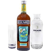 Coffret Ricard 100cl + Carafe + 6 verres