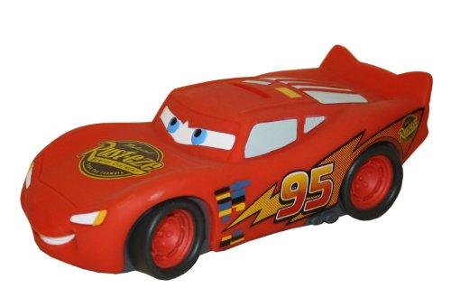 Bullyland 12230 Walt Disney Cars - Hucha con diseño de Rayo McQueen