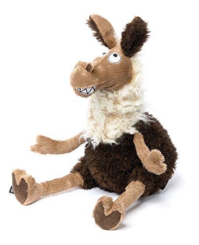 Preisvergleich Produktbild Sigikid, Beasts, Papa Peru, Lama, 38 cm, braun/weiß, Plüschlama