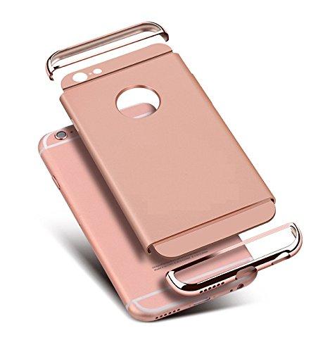 Finoo étui pour téléphone portable sans Sonnerie Iphone - Noir, Iphone 5/5S Rouge