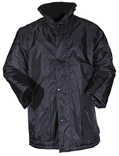Blackrock uniforme Manteau Veste pour homme Noir