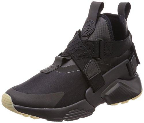 che City Sneaker, Schwarz (Black/Dark Grey-Gum Light Brown 003), 40 EU (Nike-city)