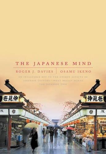 Book The Japanese Mind