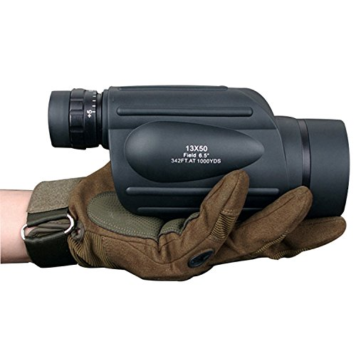 Babimax Teleskope 13X50 Objektivdurchmesser 50mm Okulardurchmesser 22mm wasserdicht für Vogelbeobachtung Wildlife Camping Tourismus