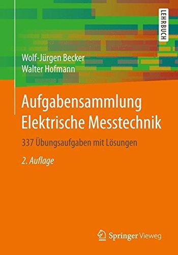 Aufgabensammlung Elektrische Messtechnik