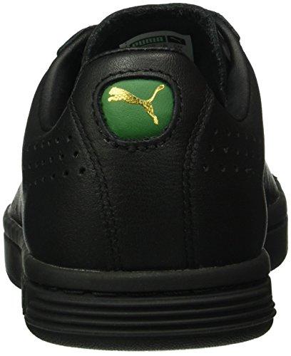 Puma Court Star NM, Unisex-Erwachsene Sneakers Schwarz