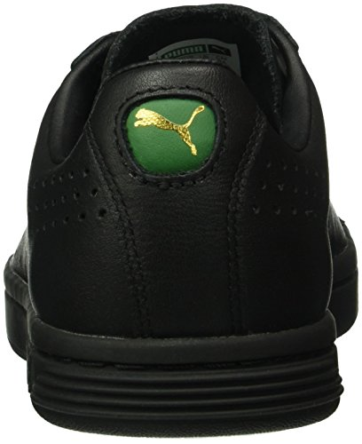 Puma Court Star NM, Baskets Basses Mixte Adulte, 47 EU Noir (Black/Black)