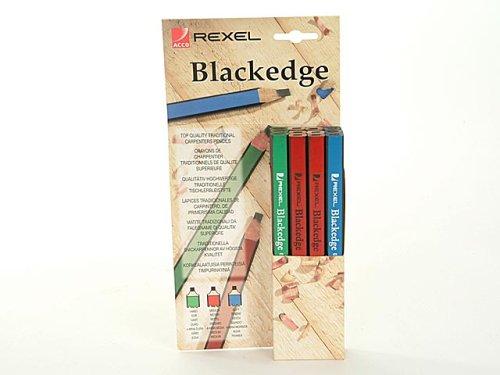 Blackedge 34326Karte der 12Bleistifte–sortiert