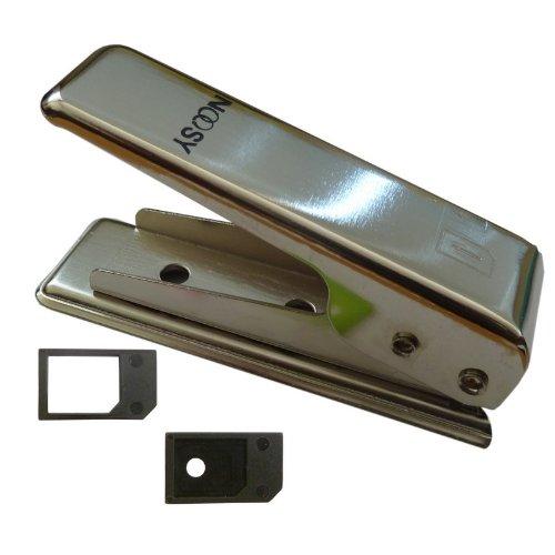 Cortador de tarjetas SIM a MicroSIM (Iphone /Ipad /Samsung /Nokia)