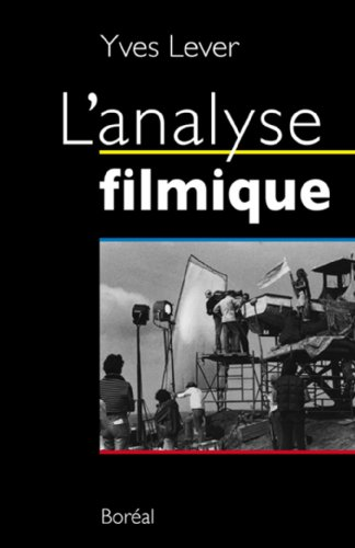 L'Analyse filmique