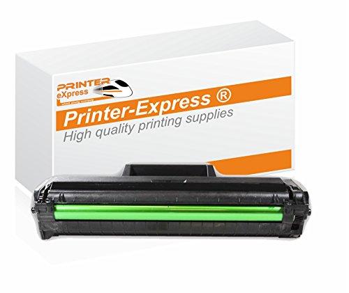 Preisvergleich Produktbild Printer-Express XL Toner ersetzt Samsung MLT-D1042S/ELS, MLT-D1040S, D1040S, D1042S 1042, schwarz
