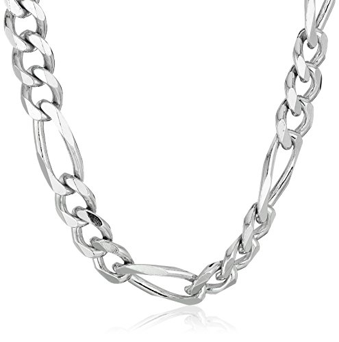 mens-sterling-silver-italian-680mm-solid-figaro-link-chain-necklace-24