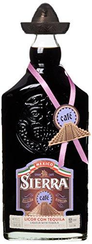 Sierra Schokolade (Sierra Café Licor con Tequila Edición Especial (1 x 0.7 l))