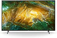 Sony BRAVIA 75 inch X80H Series 4K UHD HDR Smart Android TV with Google Assistant Voice Search, Dolby Atmos, D