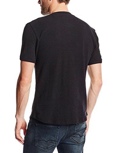Dickies Herren T-Shirt Hixton Schwarz (Black BK)
