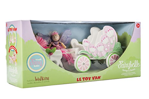 Le-Toy-Van-Fairybelle-Carriage-and-Unicorn-Playset