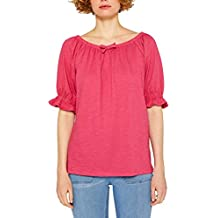 d42c58e052 Esprit Camisa Manga Larga para Mujer