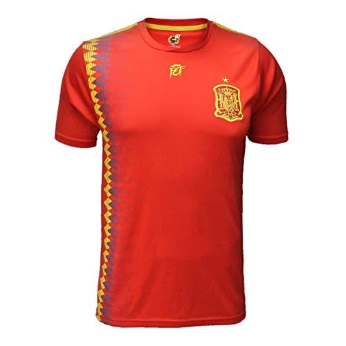 Producto Oficial RFEF Camiseta Replica Oficial Federación Española de Futbol 2018 (S)