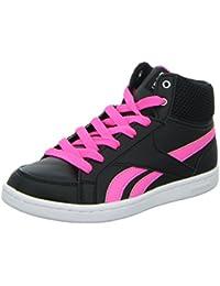 Reebok Ar0794 - Zapatillas de baloncesto de Material Sintético para niña