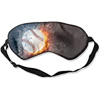 Baseball Ice And Fire Sleep Eyes Masks - Comfortable Sleeping Mask Eye Cover For Travelling Night Noon Nap Mediation... preisvergleich bei billige-tabletten.eu