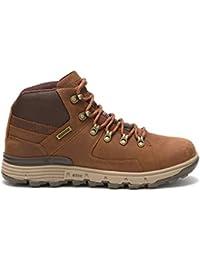b56c8d4d8423f Caterpillar Men's Stiction Hiker Ice Waterproof Thinsulate Boots Brown Sugar