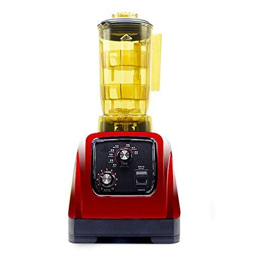 Rong Ice Crusher - Haushalt Countertop Ice Crusher/Mixer/Smoothie Hersteller, Vollautomatisch/Leistungsstark/Multifunktions-Frucht- / Gemüsesaftpresse, 220v