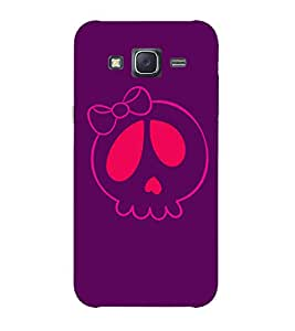 Doyen Creations Printed Back Cover For Samsung Galaxy Grand