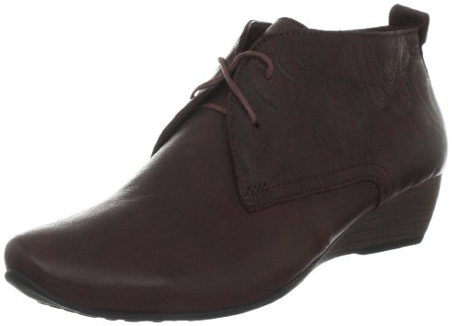 Think Liviana 89270, Boots femme Rouge-TR-E1-64
