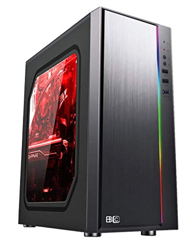CHIST i7 Gamer Pc Intel Core I7 3770 (Upto 3.9GHz) 120GB SSD 1TB Hard Disk 8GB Ram NVIDIA GT730 4GB Graphic Card