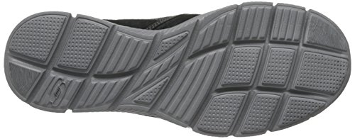 Skechers Equalizer Mind Game, Sneakers basses homme Noir (blk)