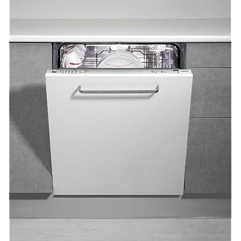 Teka DW8 59 FI - Lavavajillas (Totalmente integrado, Acero inoxidable, 49 Db, A, 180 min, A)