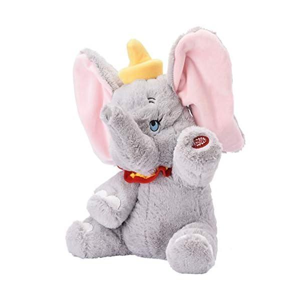 Disney - Peluche de Dumbo bailarina y animado