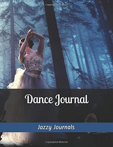 Dance Journal por Jazzy Journals