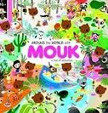Around the World with Mouk (Sticker Book)