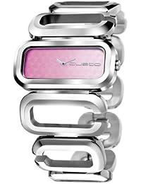 Custo - Reloj de cuarzo woman cu010201 rosa blanco