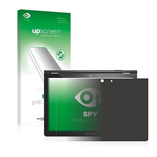 upscreen Anti-Spy Blickschutzfolie für Archos 94 Magnus Privacy Screen Displayschutzfolie - Sichtschutz, Kratzfest