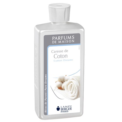 Lavendel-öl Lampe Berger (Lampe Berger Caresse de Cotton 1000mL)