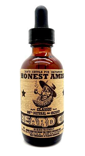 Honest Amish - Classique Barbe Oil - 2oz...