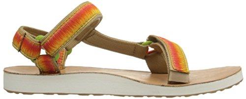 Original Universal Sandales Ombre Femme Plateforme Teva TAN W Beige FqwR55
