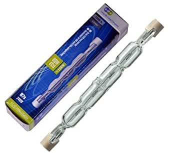 2 x ECO Energy Saving R7s J78 Halogen tube linear 80w=100w TOP BRAND