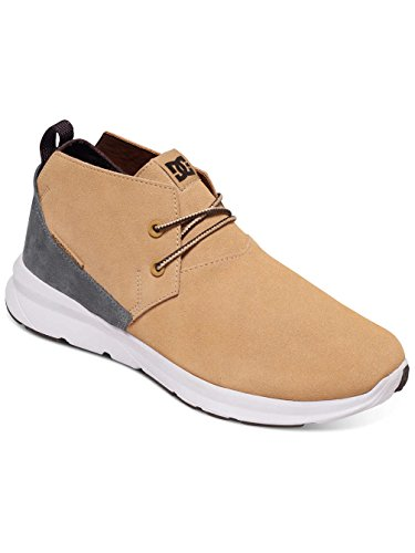 DC Shoes  Ashlar, Espadrilles Homme Blanc - Tan